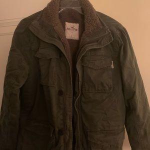 Hollister Heavy coat
